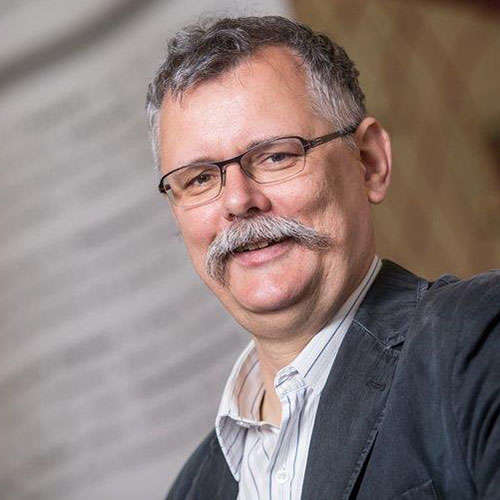 Prof. Dr. Georg Gesk | Foto: privat